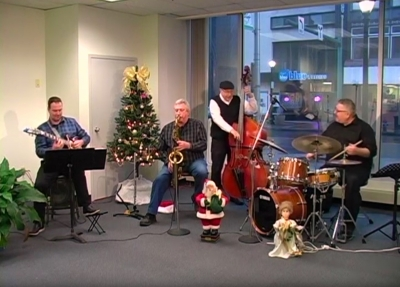 Marko Marcinko Holiday Jazz Quintet